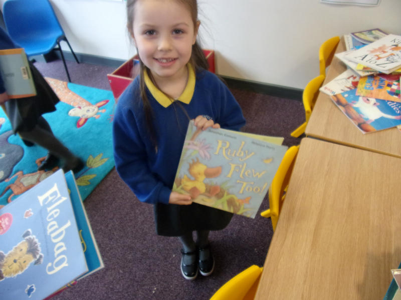 We sorted for Fiction and Non Fiction books